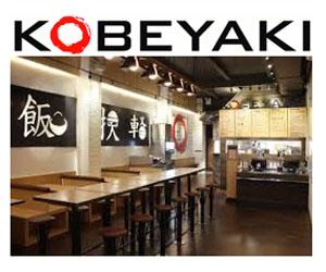 Kobeyaki restaurant