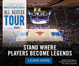 MSG All Access